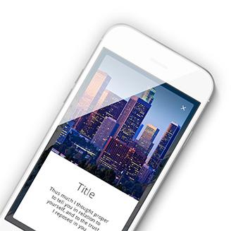 手机站app